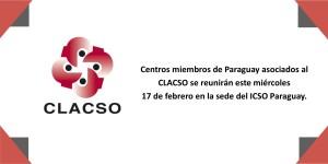 Banner reunión centros de CLACSO