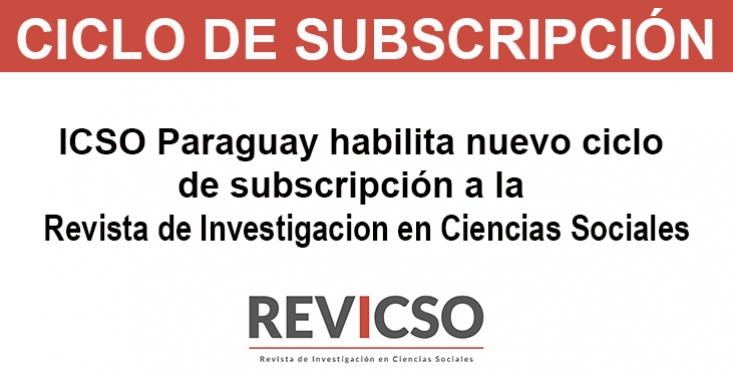 Ciclo de Subscripción
